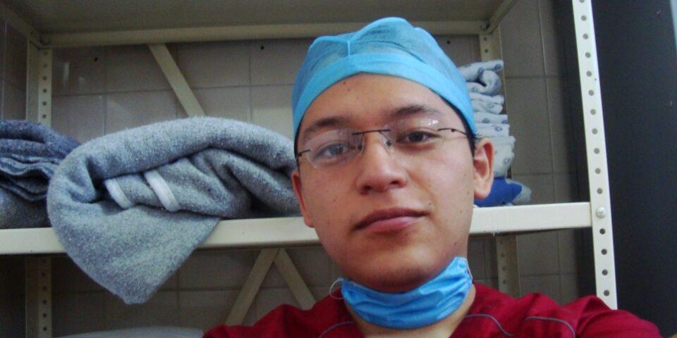 Hola, mi nombre es Cesar
