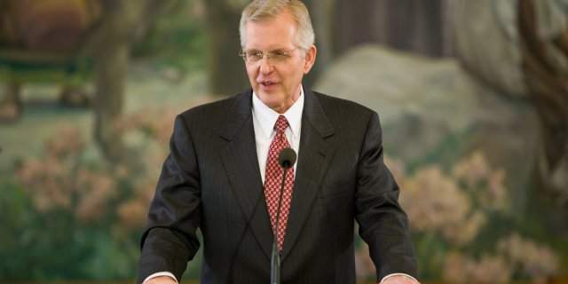 Thank You, Elder Christofferson
