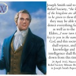 Joseph Smith said to
