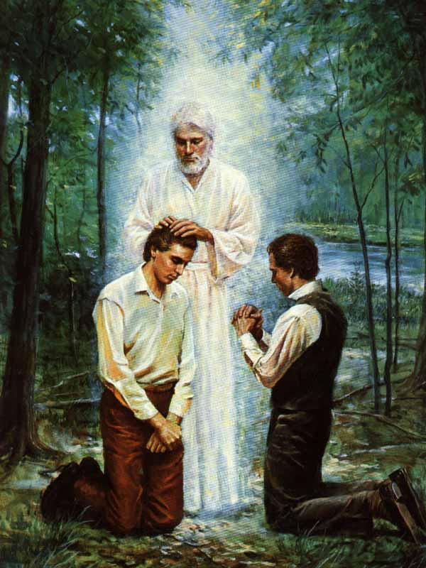 Restoration-of-the-Aaronic-Priesthood