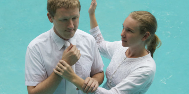 Baptism:  A Returned Missionary's Story
