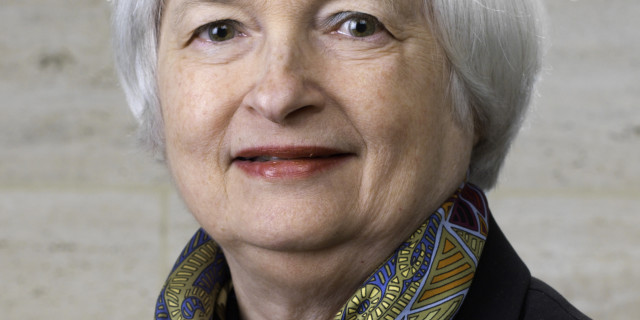 Women, Money and Power Janet Yellen, Chair of the Federal Reserve