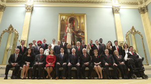 Image: 2015 Canadian Cabinet