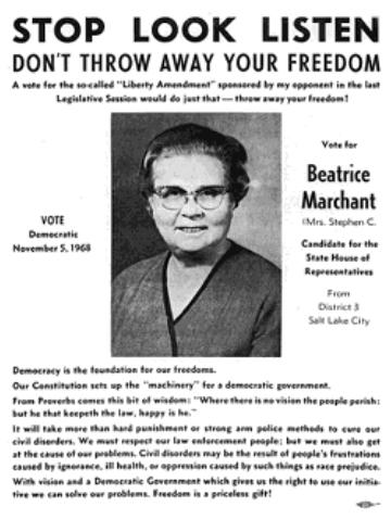 Beatrice Marchant